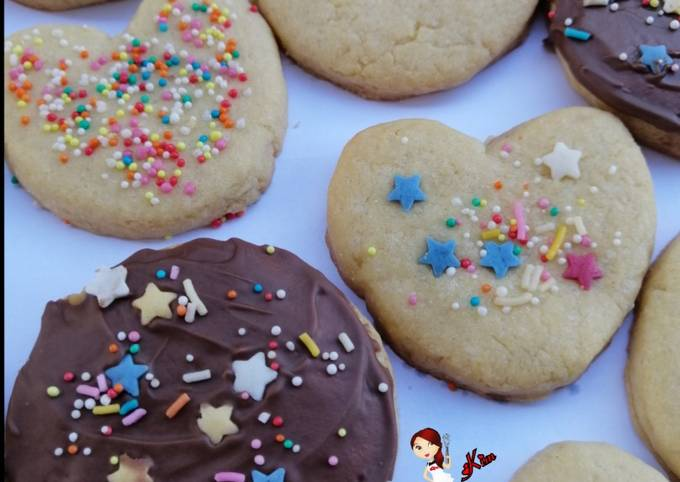 Recipe: Tasty Basic Cookie Recipe