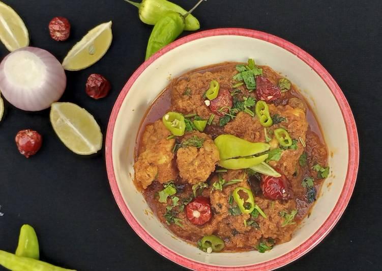 Hearty Comfort Dinner Ideas Diet Perfect Spicy Chicken karahi