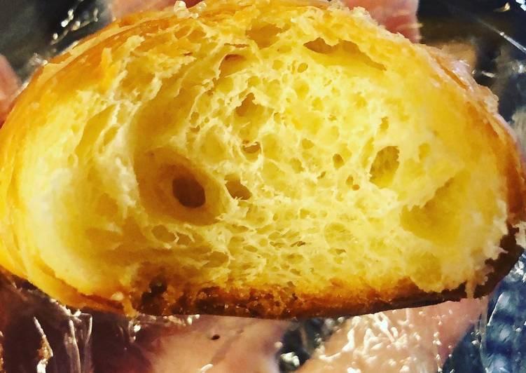 Ricetta Croissant sfogliati