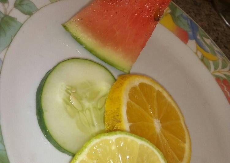 How to Make Ultimate Fruits juice