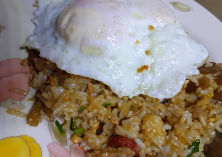 Nasi Goreng Gila (gampang, enak dan anti gagal)
