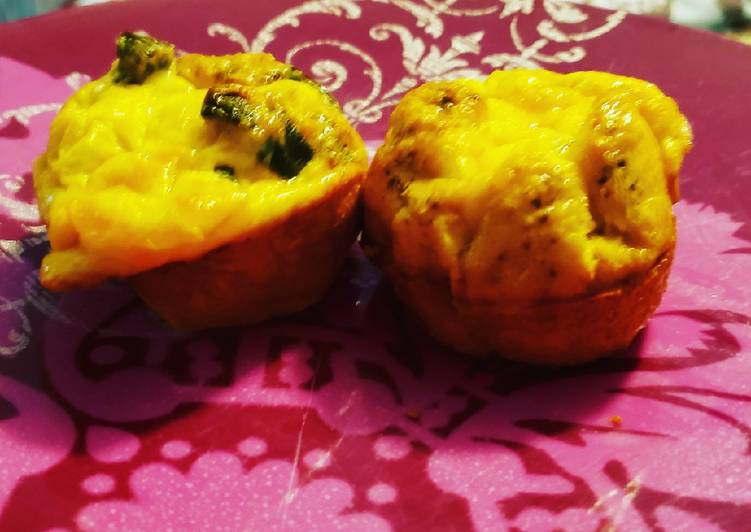 Easiest Way to Cook Delicious Jalapeno popper egg muffins