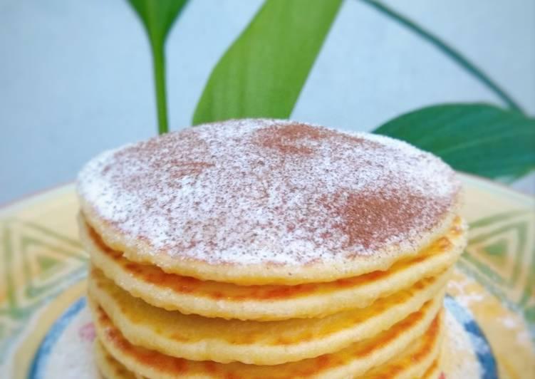 Pancake Super Lembut