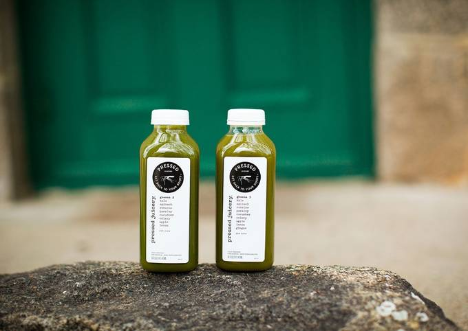 Green 3 Juice