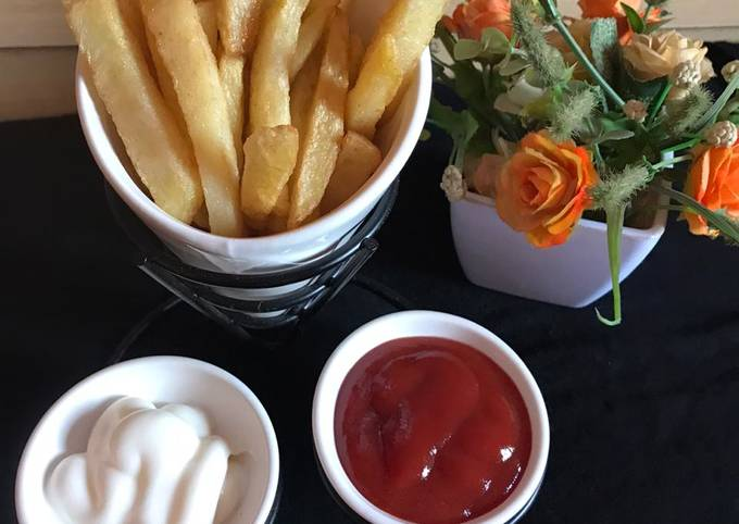 French Fries 🍟🍟