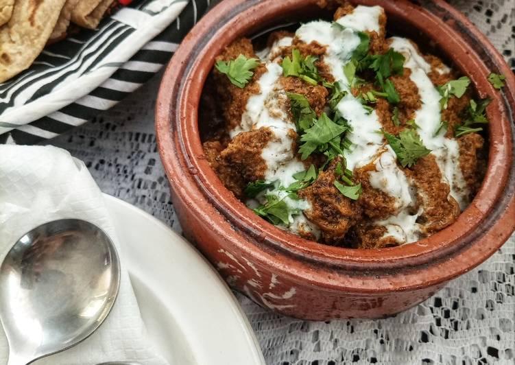 Recipe of Ultimate Mughlai Beef Handi