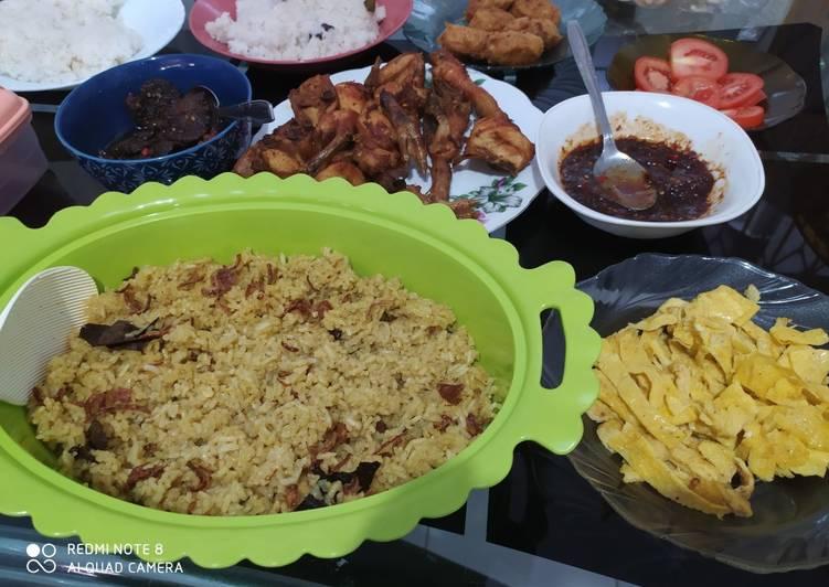Resep Nasi Kebuli Ayam yang enak