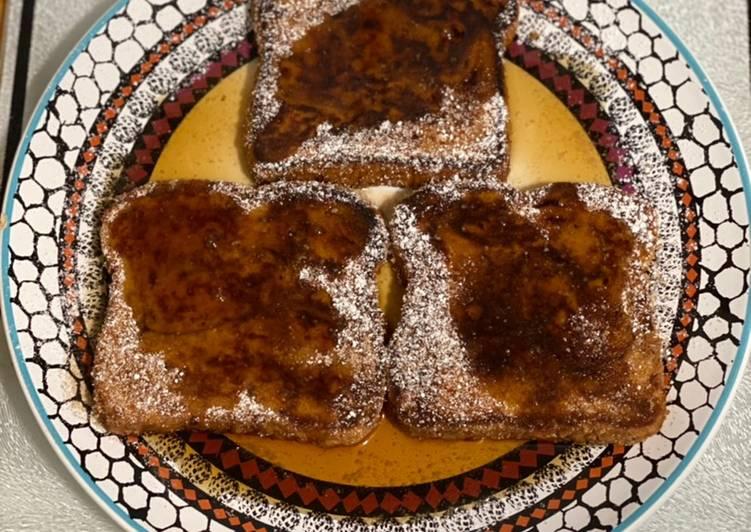 Easiest Way to Make Award-winning Cinnamon Toast Crunch French Toast