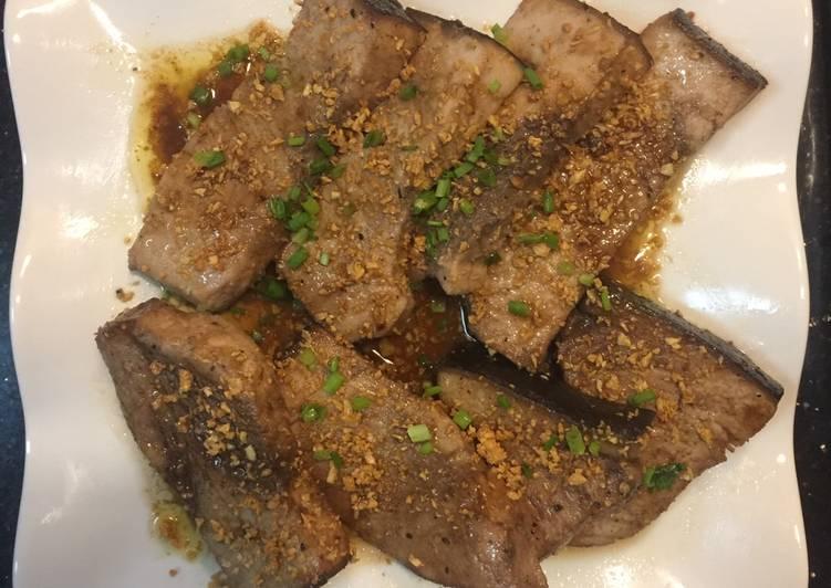 Blue Marlin Steak