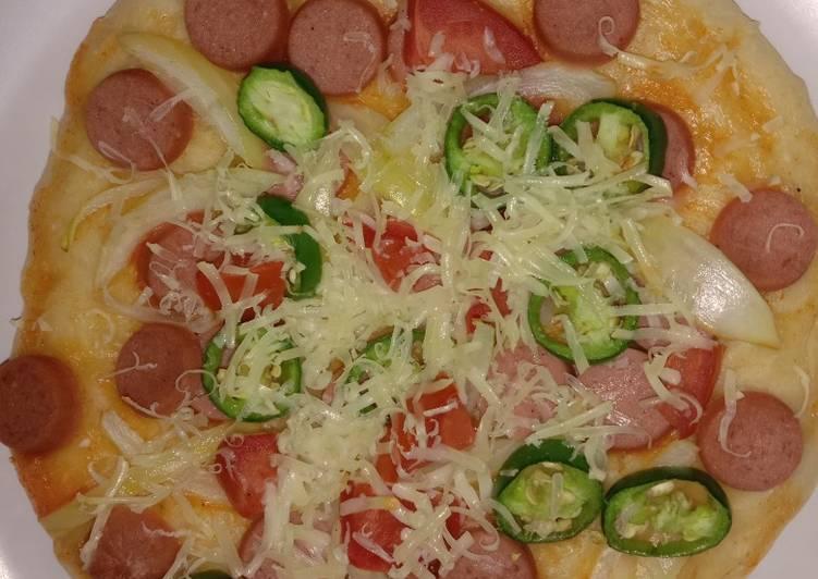 Pizza ala ala rumahan