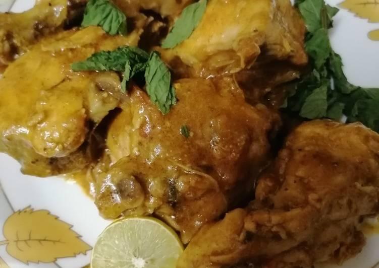Simple Way to Prepare Award-winning Chicken karahi (lahori style)