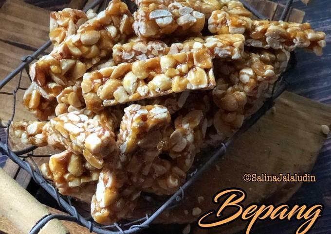 Nougat Crunchy @ Bepang Kacang