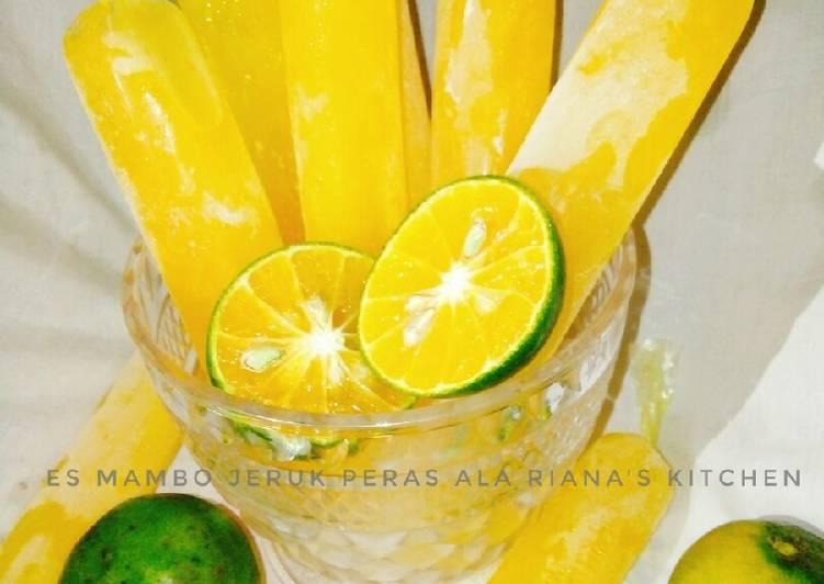 #Es mambo jeruk peras