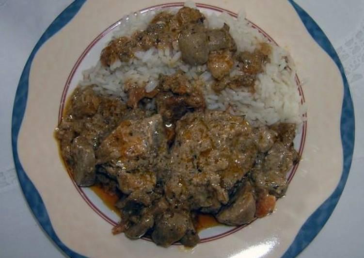 Recipe of Quick Beef Marengo