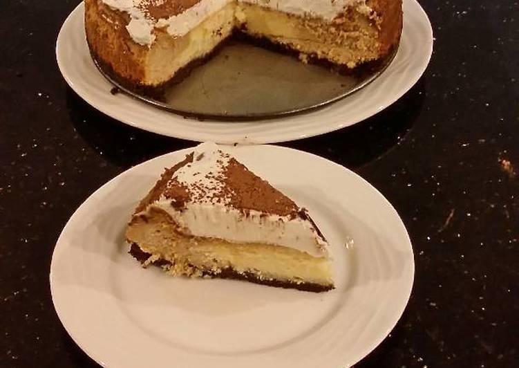Cappucchino Cheesecake