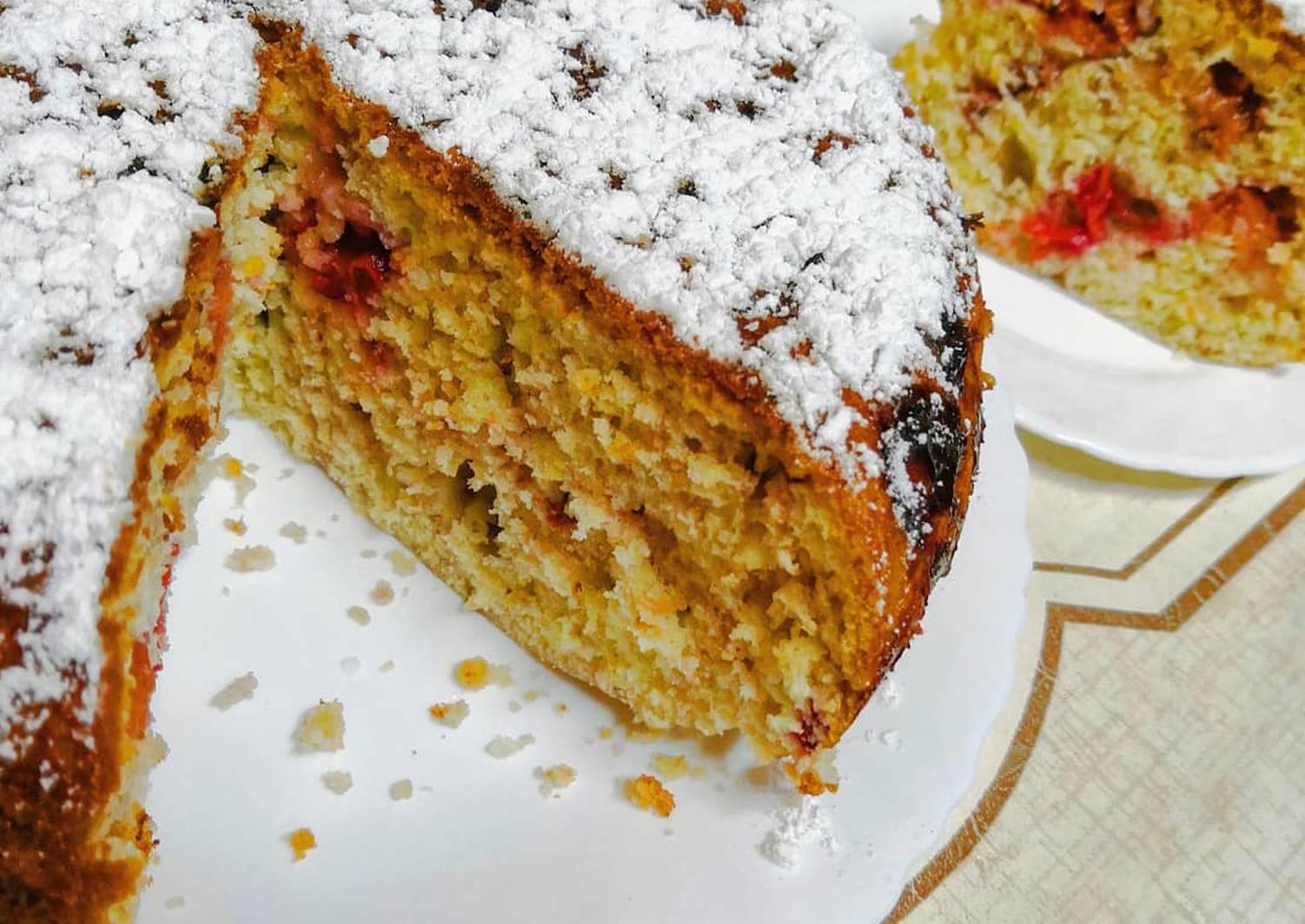 пирог в мультиварке рецепты с фото пошагово меня кусочке счастья