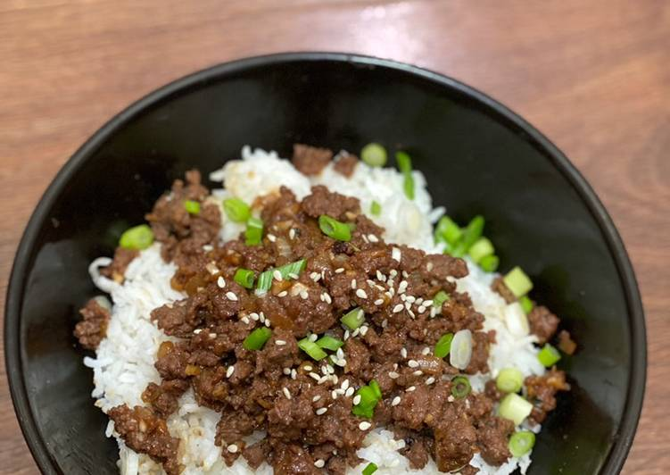 Recipe of Any-night-of-the-week Beef Bulgogi
