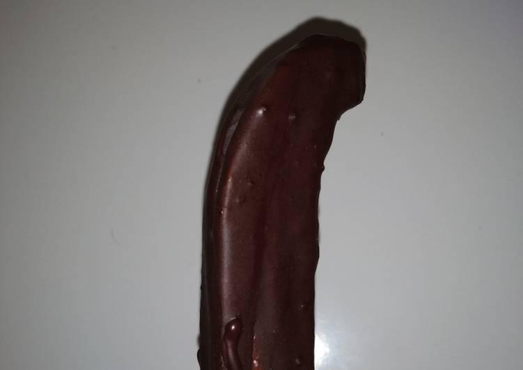 Es kul kul (sejenis pisang coklat)