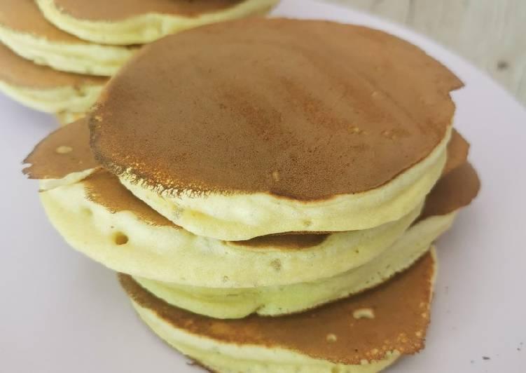 Recette: Pancake du dimanche