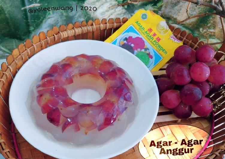 Agar - Agar Anggur