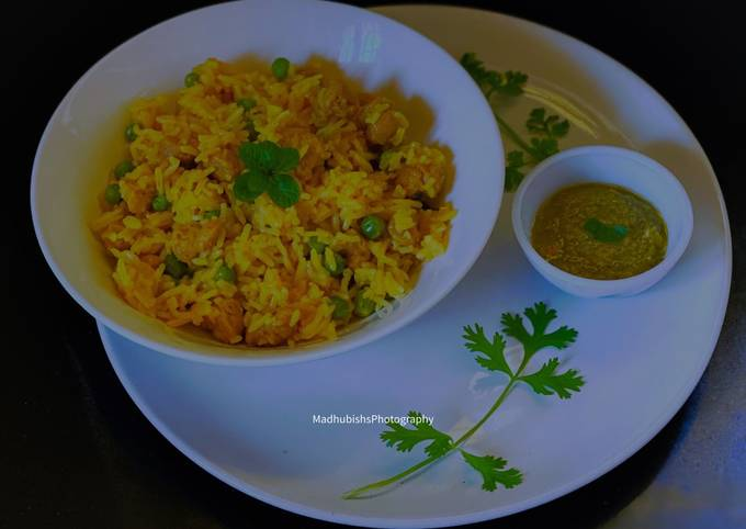 Steps to Prepare Jamie Oliver Onion Pulao Sindhi style