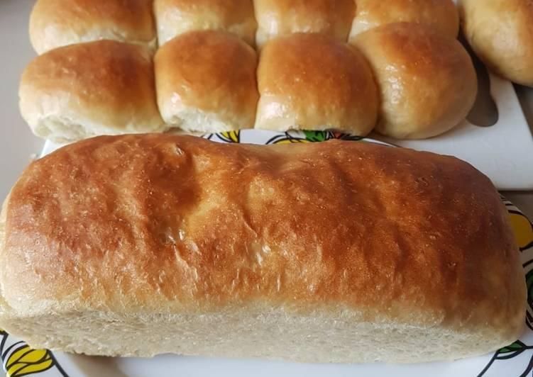 Recipe of Award-winning Bread and buns