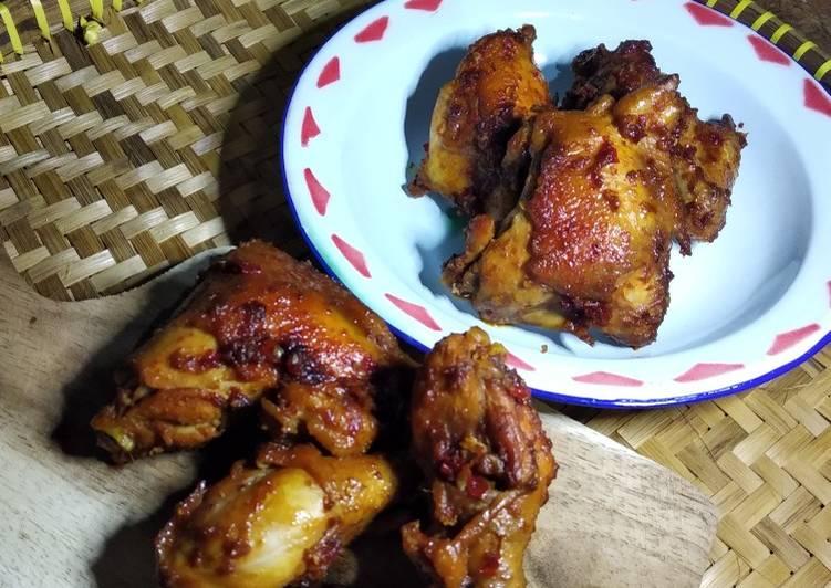 Ayam Ungkep Kering Panggang
