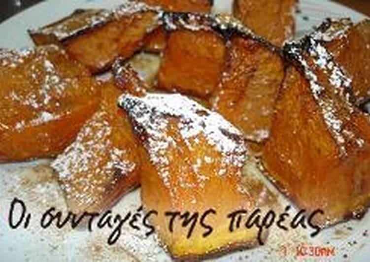 Foods That Make Your Mood Better Baked orange pumpkin