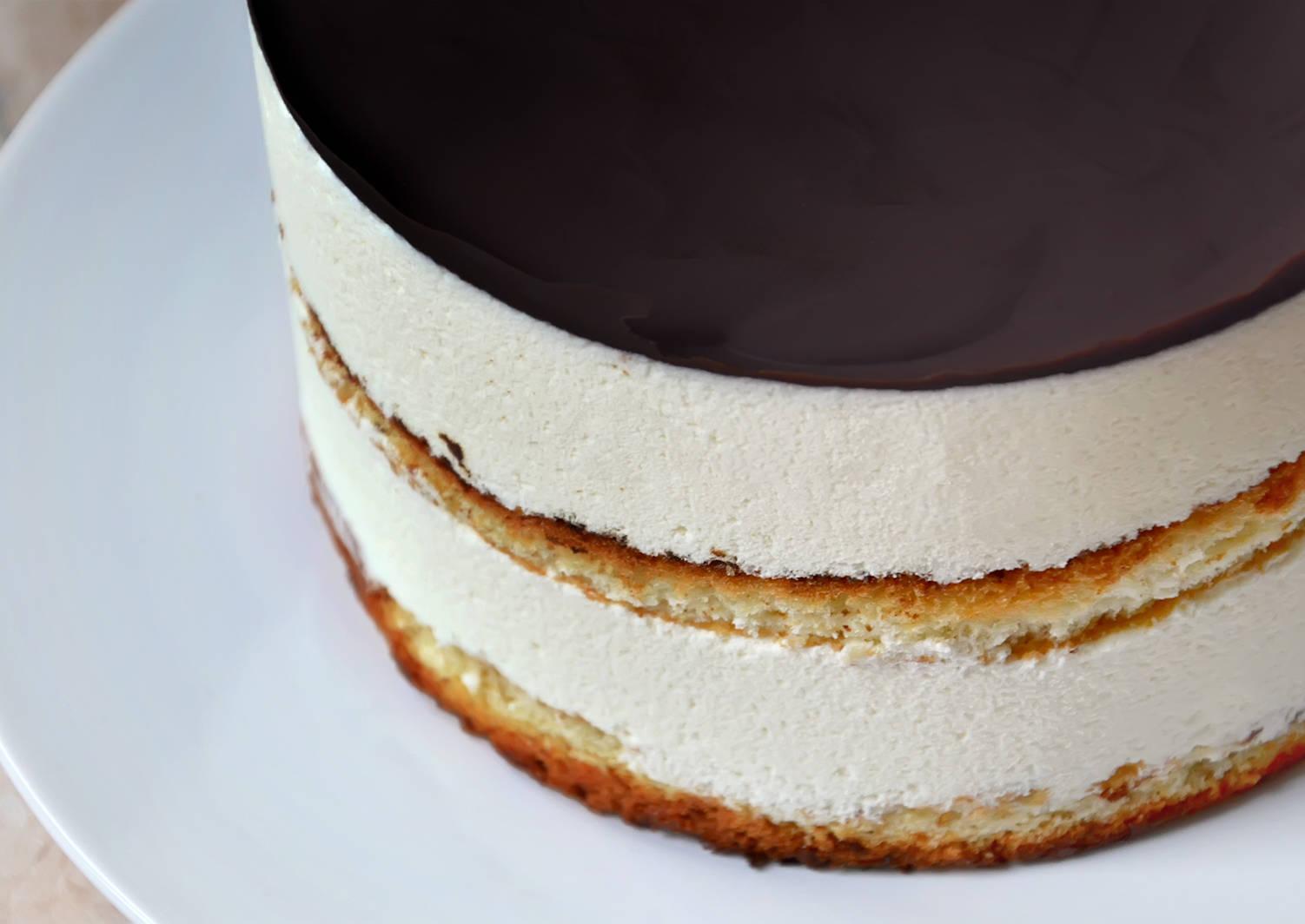 Пошаговый фото рецепт торт птичье молоко атаку