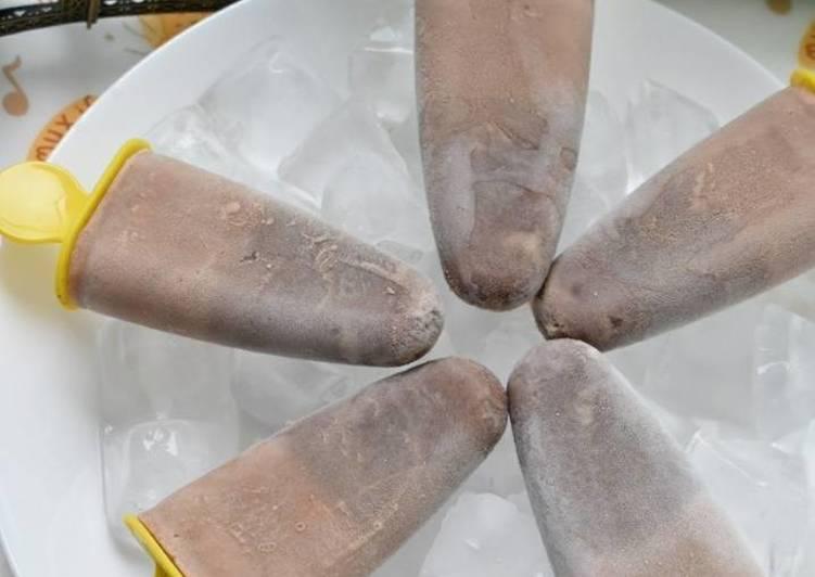 MILO Popsicle - resepipouler.com