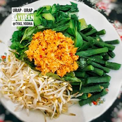 Resep Urap Sayuran Oleh Tyas Yodha Cookpad