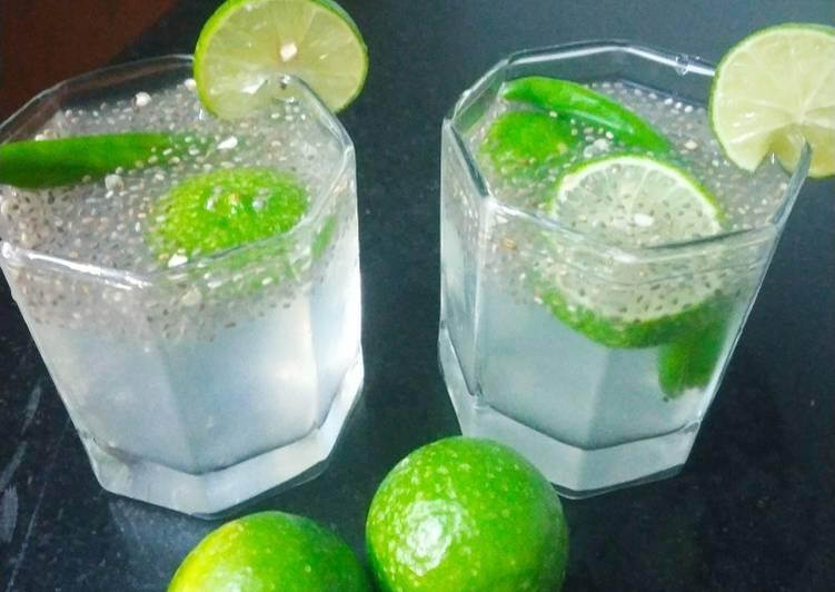 Steps to Prepare Perfect Kulukki sarbath Kerala special lemon juice