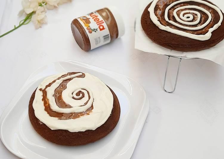 Simple Way to Prepare Perfect Chocolate pancake