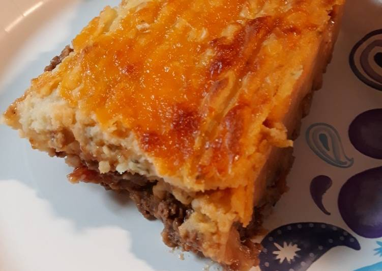 Recipe: Tasty A Proper Cottage Pie