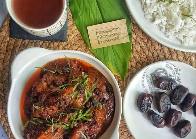 Ayam Rendang Hitam #phopbylinimohd #cookpadmalaysia #menuberbuka