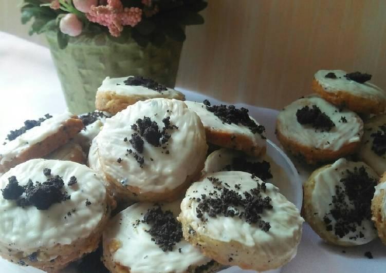 Resep Oreo Crunchy Cookies yang Bisa Manjain Lidah