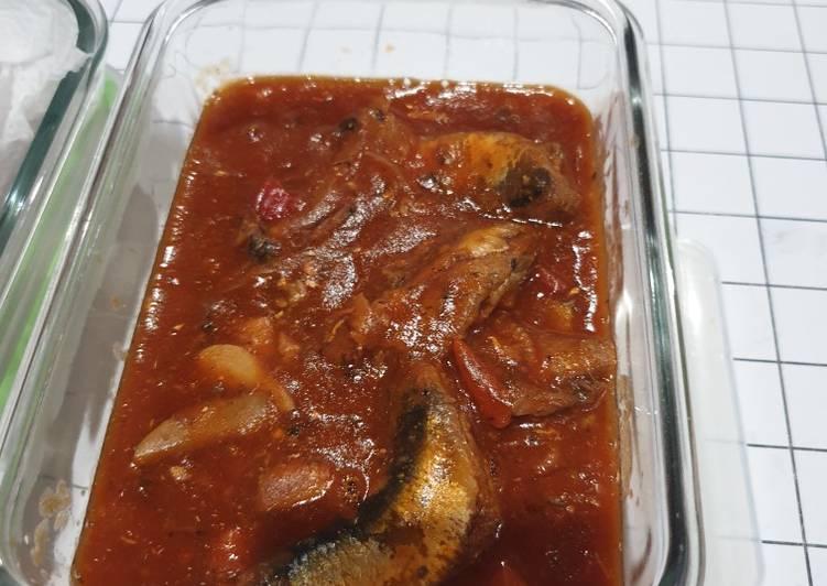 Ikan Sarden Makarel