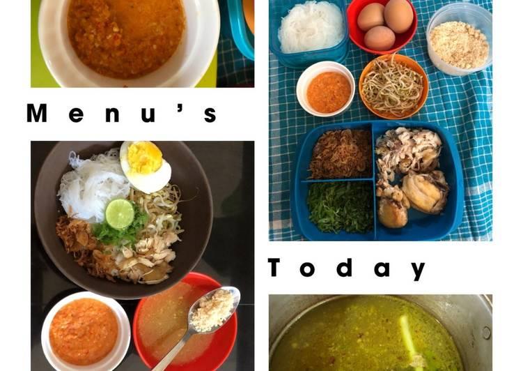 6 Resep: Soto Ayam Lamongan #rabubaru Anti Gagal!