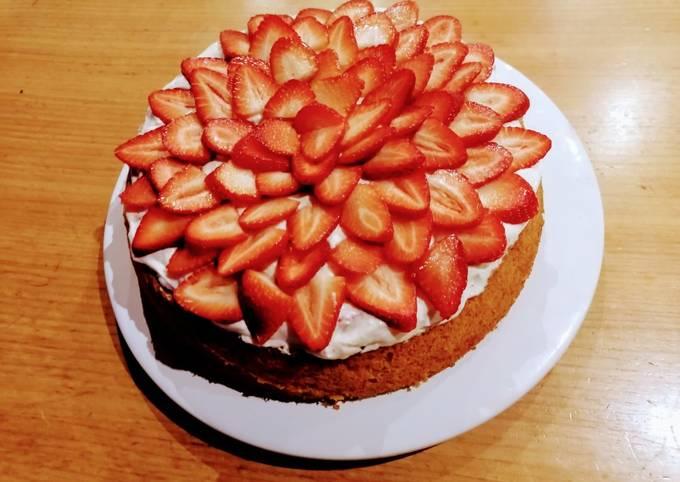 Erdbeer-Torte 🍓