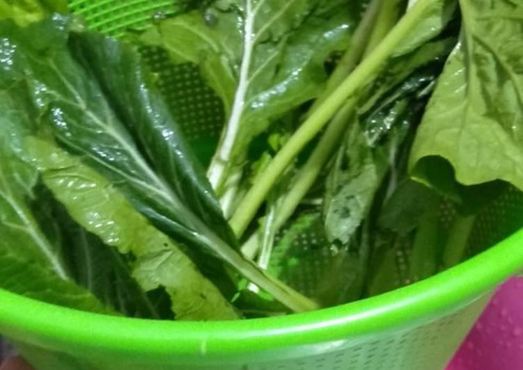 Tips!! Menyimpan sayur dalam lemari es agar tidak cepat layu