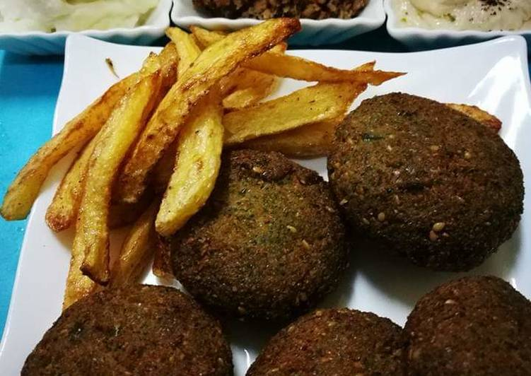 Simple Way to Make Perfect Falafel