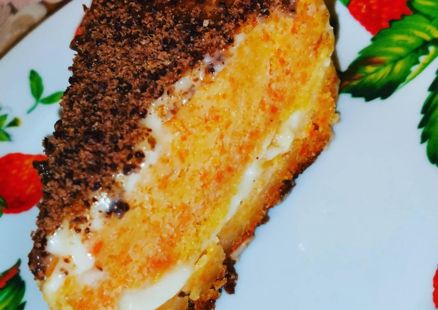 спросом морковный торт в мультиварке рецепты с фото печи сгорает