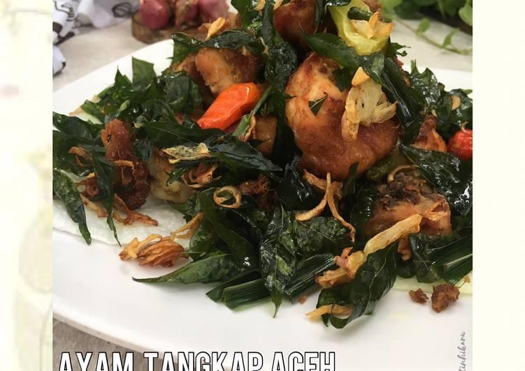 229. Ayam Tangkap Aceh #ComboAnjangsana_KhasAceh
