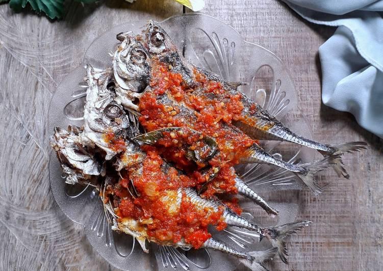 Sambal Ikan Cencaru