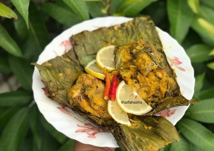 Ikan Patin Bakar Tempoyak Kelantan