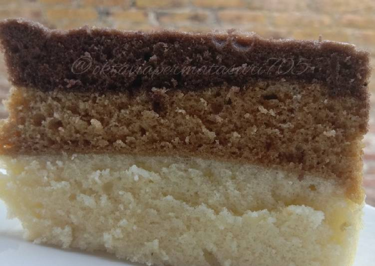 Tiramisu cake simpellll