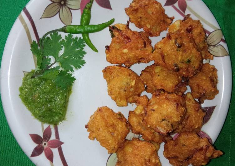 Recipe of Perfect Spicy moong daal bites