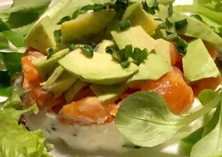 Comment Cuisiner Mille feuilles au saumon