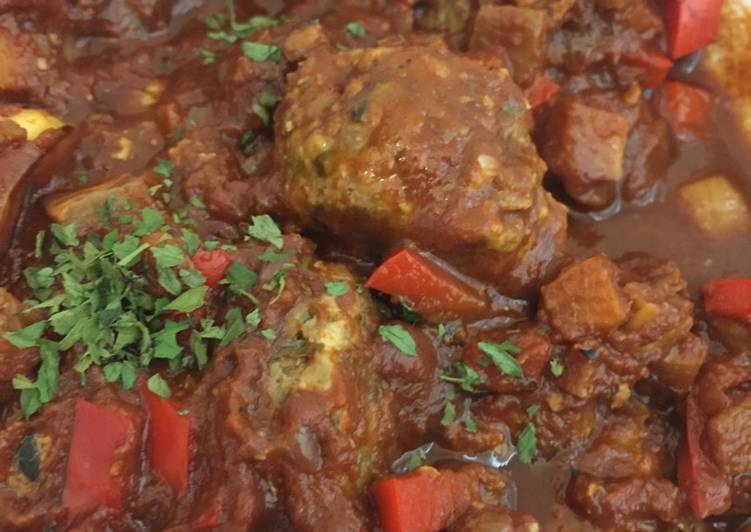 Greek Meatballs, Helping Your Heart with The Right Foods