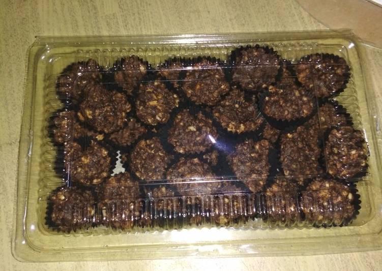Kukis Beng-beng/ Chocnut Cookies